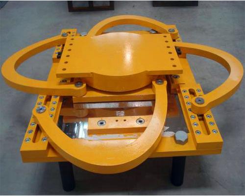 拉压球型支座概述 ANTONG拉压球型支座安装质量标准2