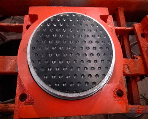 球形钢支座 安通良品QZ球型橡胶支座性能特点2