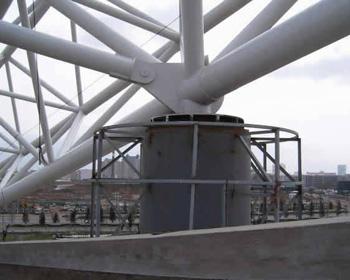 四孔网架橡胶支座 安通良品网架支座厂家概述3