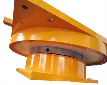 抗震球型钢支座GB50011-2001 安通良品球型支座厂家2