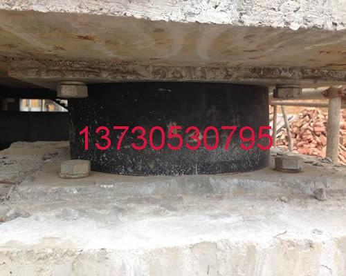 JCQZ减震盆式支座LRB铅芯减震支座 铅芯隔震橡胶支座 JCQZ减震盆式支座国标优质产品13730530795