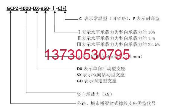 JPZ系列盆式橡胶支座(JT/T391-2009) GCPZ系列盆式橡胶支座国标产品13730530795
