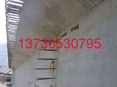 裂缝高压灌注图片1桥梁支座顶升更换 桥面板板底裂缝封闭 裂缝高压灌注专家13730530795